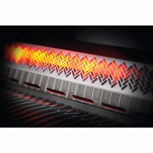 Napoleon P500RSIBPK-3 Prestige 500 RSIB Propane Gas Grill with Infrared Burners Perspective: right