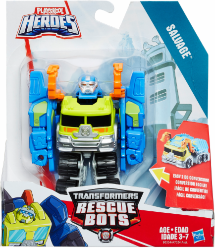 Hasbro Playskool Heroes Transformers Rescue Bots Action Figure - Assorted Perspective: right