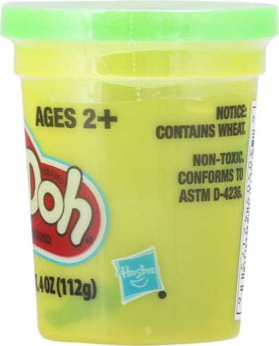 Play-Doh Single Can - Green Perspective: right