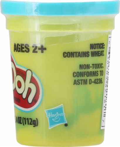 Play-Doh Single Can - Blue Perspective: right