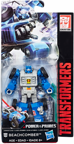 Hasbro Transformers: Generations Power of the Primes Legends Action Figure - Assorted Perspective: right