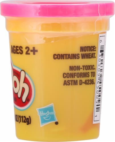 Play-Doh Single Can - Rubine Red Perspective: right
