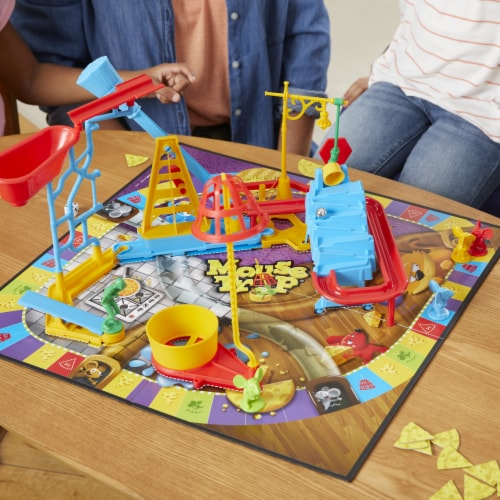 Hasbro Mouse Trap Board Game Perspective: right