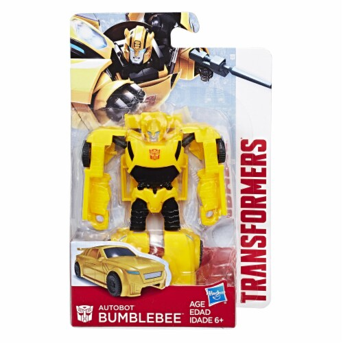 Transformers Bravo Series Authentics Figures - Assorted Perspective: right