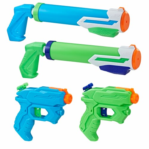 Nerf Floodtastic Super Soaker Blasters Perspective: right