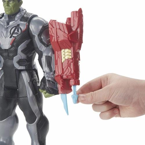 Marvel Avengers Titan Hero Hulk Super Hero Action Figure Toy Perspective: right