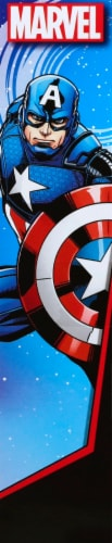 Hasbro Marvel Captain America Figure Perspective: right