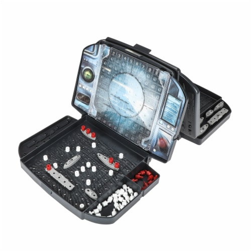 Hasbro Gaming Battleship Strategy Game Perspective: right