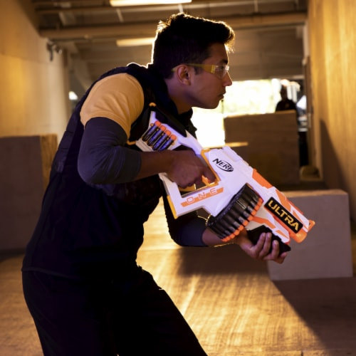 Nerf Ultra One Blaster Perspective: right
