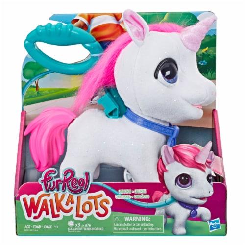 furReal Walkalots Unicorn - Big Wags Perspective: right