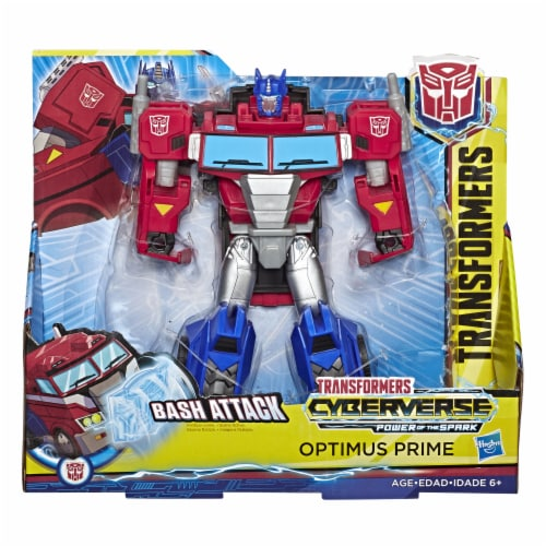 Hasbro Transformers Cyberverse Ultra Class Figure - Assorted Perspective: right