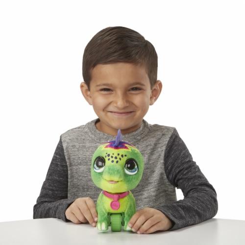 Hasbro furReal Walkalots Big Wags Dino Perspective: right