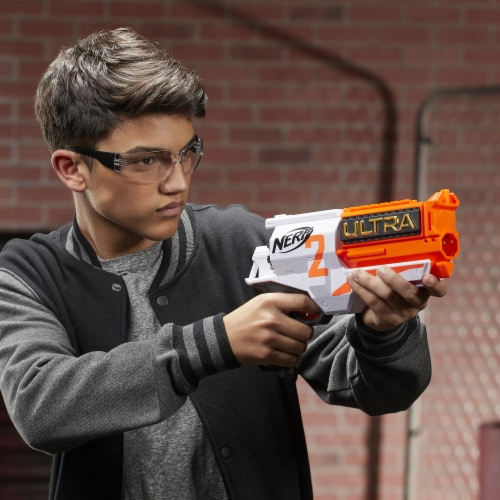 Nerf Ultra Two Blaster Perspective: right