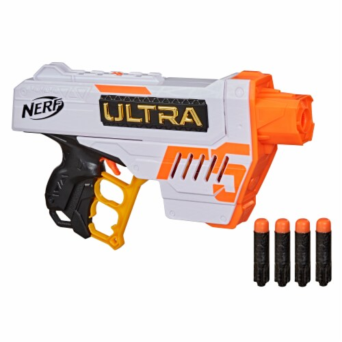 Nerf Ultra Five Blaster Perspective: right