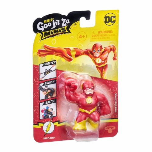 Moose Toys™ Heroes of Goo Jit Zu™ DC Mini Action Figures Perspective: right