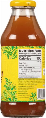 Guayaki Yerba Mate Empower Mint Dietary Supplement Perspective: right