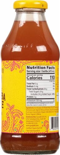 Guayaki Yerba Mate Pure Passion Tea Perspective: right
