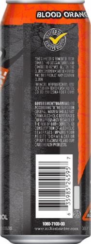 Mike's Harder Blood Orange Premium Malt Beverage Perspective: right