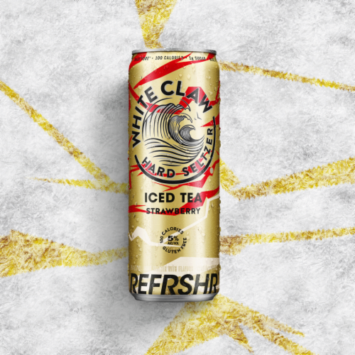 White Claw Tea Variety Pack Perspective: right