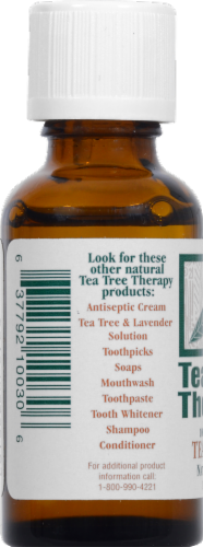 Tea Tree Therapy Tea Tree Oil Perspective: right