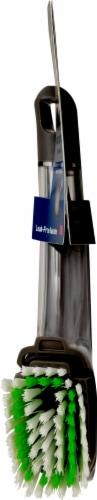 Scotch-Brite™ Advanced Soap Control Dishwand Brush Scrubber - Gray Perspective: right