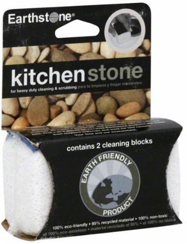 Earthstone KitchenStone® Cleaning Block Perspective: right