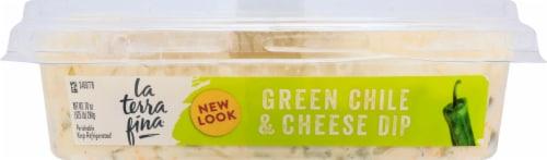 La Terra Fina Green Chile & Cheese Dip & Spread Perspective: right