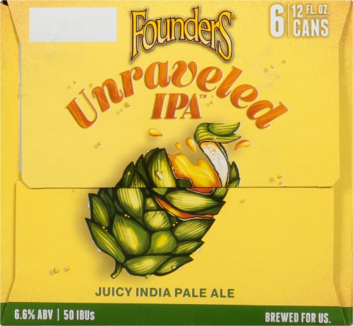 Founders Brewing Unraveled PA Perspective: right