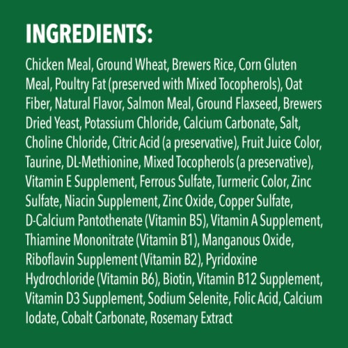 Feline Greenies Savory Salmon Flavor Dental Treats for Cats Perspective: right