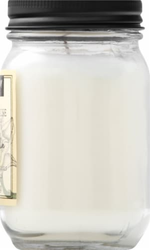 Tuscany Farmhouse Collection Magnolia Soy Blend Jar Candle Perspective: right