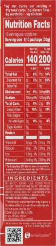 Duncan Hines Keto Friendly Classic Yellow Cake Mix Perspective: right