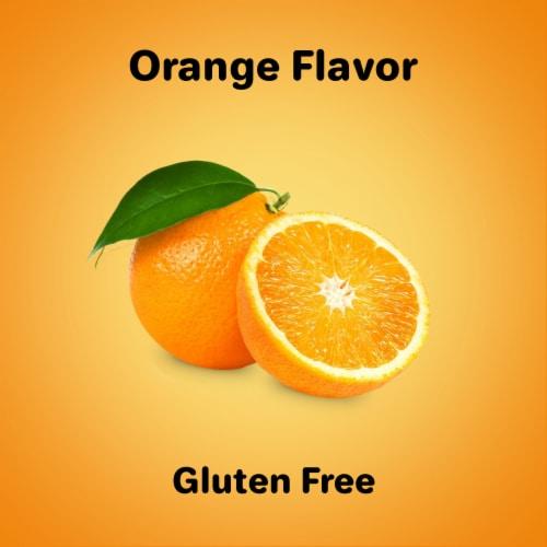 Airborne Original Orange Immune Support Supplement Gummies Perspective: right