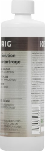 Keurig® Descaling Solution Perspective: right