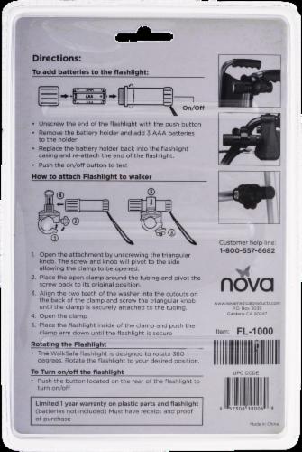 Nova WalkSafe Flashlight Perspective: right