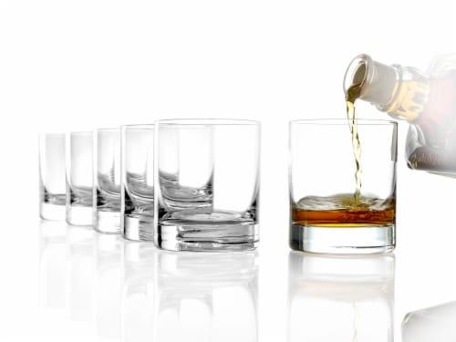 Stolzle Lausitz NY Bar Glasses Perspective: right