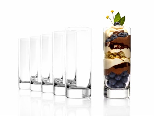 Stolzle Lausitz NY Bar Highball Glasses Perspective: right
