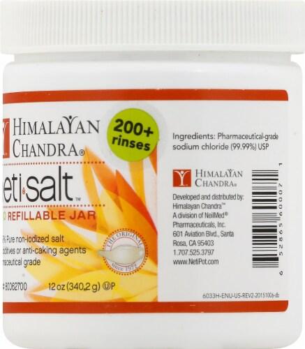 Himalayan Chandra  Neti Pot Salt Perspective: right