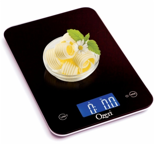 Ozeri Touch Professional Digital Kitchen Scale (12 lbs Edition) Perspective: right