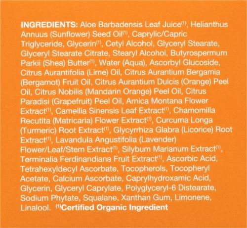 Avalon Organics Vitamin C Renewal Creme Riche Perspective: right