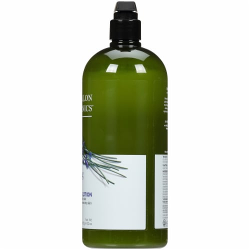 Avalon Organics Lavender Hand & Body Lotion Perspective: right