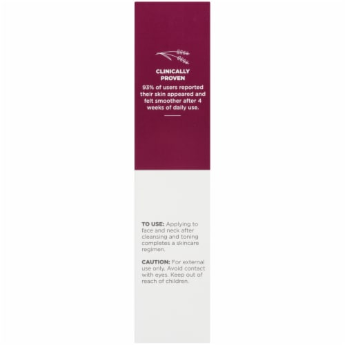 Avalon Organics CoQ10 Repair Wrinkle Therapy Day Creme Perspective: right