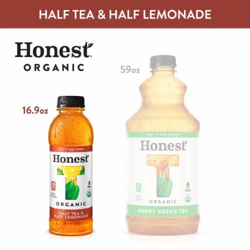 Honest Organic Half Tea & Half Lemonade Perspective: right