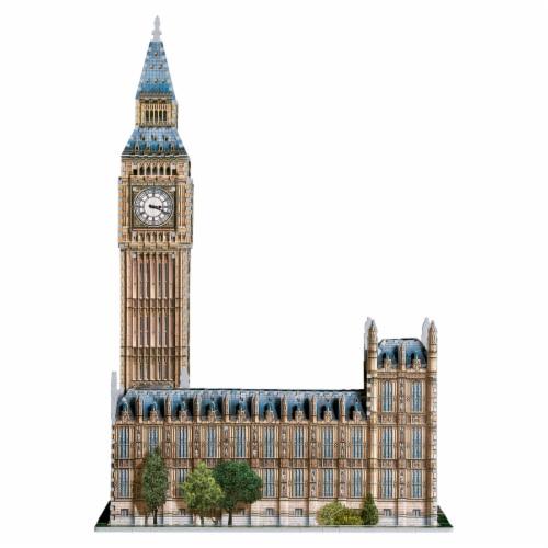 Wrebbit Big Ben 3D Puzzle Perspective: right
