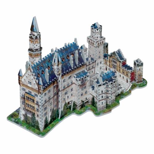 Wrebbit Neuschwanstein Castle 3D Puzzle Perspective: right