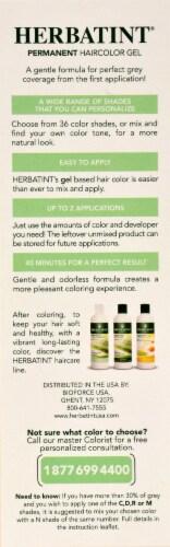 Herbatint 10N Platinum Blonde Permanent Hair Color Perspective: right