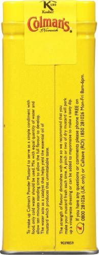 Colman's Mustard Powder Perspective: right