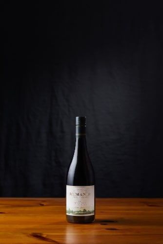 McManis Pinot Noir Red Wine Perspective: right