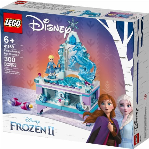 LEGO® Disney Frozen 2 Elsa's Jewelry Box Creation Perspective: right