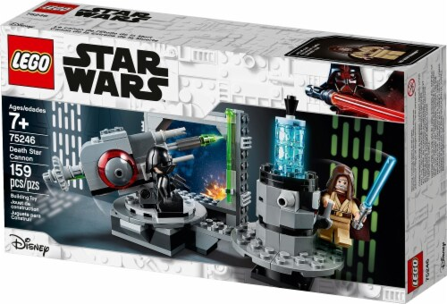 LEGO® Star Wars Death Star Cannon Perspective: right
