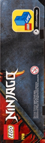 71718 LEGO® Ninjago Wu's Battle Dragon Perspective: right